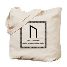 Uruz Tote Bag