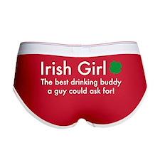 Irish Girl Women's Boy Brief