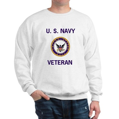 Navy Veteran Sweatshirt