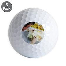 Blood testing - Golf Ball