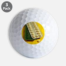 Oral contraception - Golf Ball