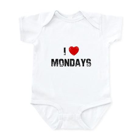 I * Mondays Infant Bodysuit