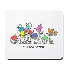 The Lab Staph Mousepad