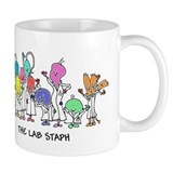 Laboratory Standard Mugs (11 Oz)