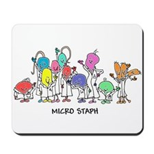Micro Staph Mousepad
