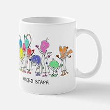 Micro Staph Small Small Mug