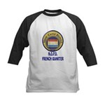 New Orleans Police French Quarter Baseball Jersey