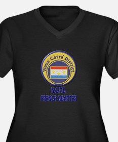 New Orleans Police French Quarter Plus Size T-Shir