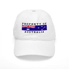 Property Of Australia Baseball Cap