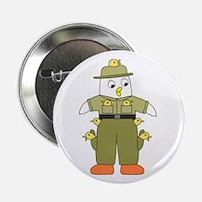 "Mother Duck 2.25"" Button"