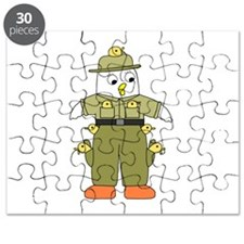 Mother Duck Puzzle