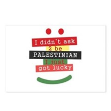 didnt ask to be Palestinian Postcards (Package of
