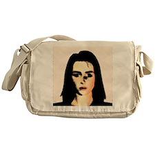 Dementia, conceptual artwork - Messenger Bag