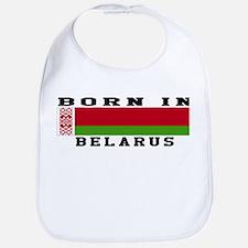Born In Belarus Bib