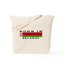 Born In Belarus Tote Bag