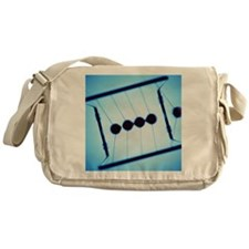 Newton's cradle - Messenger Bag