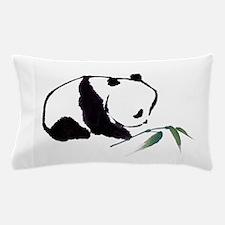 Chinese Panda art Pillow Case