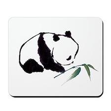 Chinese Panda art Mousepad