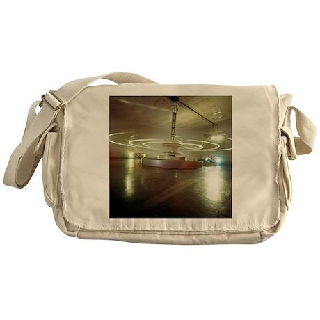 Astronaut training centrifuge - Messenger Bag by sciencephotos