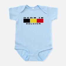 Born In Belgium Infant Bodysuit