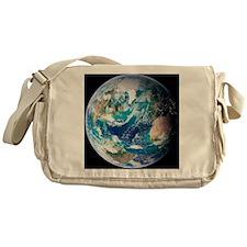 Blue Marble image of Earth (2005) - Messenger Bag