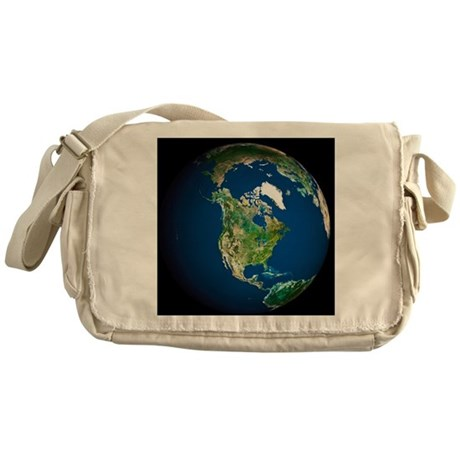 Earth - Messenger Bag