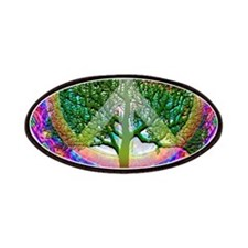 Tree of Life World Peace Patches