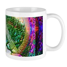 Tree of Life World Peace Small Mug