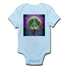 Tree of Life World Peace Body Suit