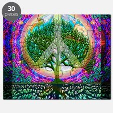 Tree of Life World Peace Puzzle