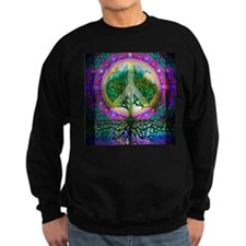 Tree of Life World Peace Sweatshirt