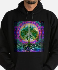 Tree of Life World Peace Hoody