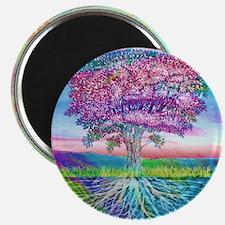 "Tree of Life Blessings 2.25"" Magnet (10 pack)"