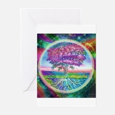 Tree of Life Blessings Greeting Cards (Pk of 10)