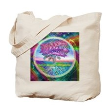 Tree of Life Blessings Tote Bag