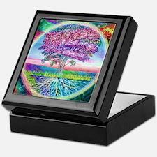 Tree of Life Blessings Keepsake Box