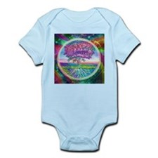 Tree of Life Blessings Body Suit