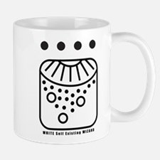 WHITE Self-Existing WIZARD Mug