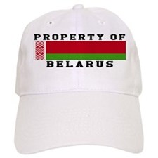 Property Of Belarus Baseball Cap