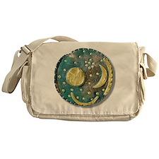 Nebra sky disk, Bronze Age - Messenger Bag