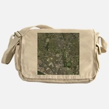 Southampton,UK, aerial image - Messenger Bag