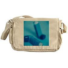 Asthma inhalers - Messenger Bag