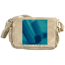 Asthma inhalers - Messenger Bag