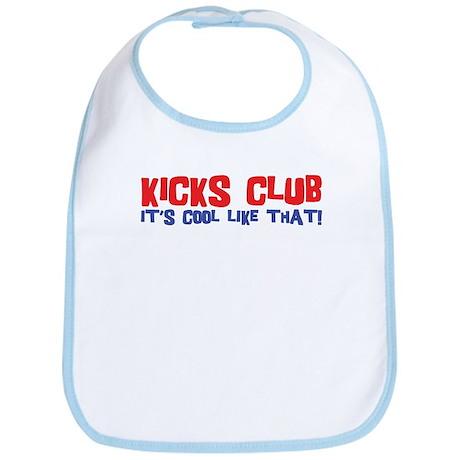 KICKS Club Bib