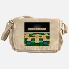 Dyslexia - Messenger Bag