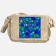 Dyslexia - Messenger Bag