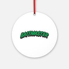 Baitmaster Ornament (Round)