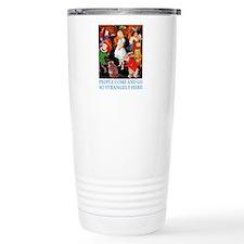 PEOPLE COME & GO Travel Mug