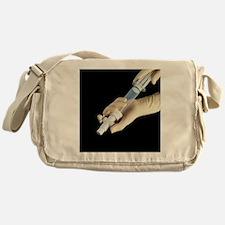 Manual vacuum abortion equipment - Messenger Bag