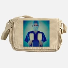 Defibrillator - Messenger Bag